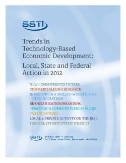 Trends in Technology Based Economic Development